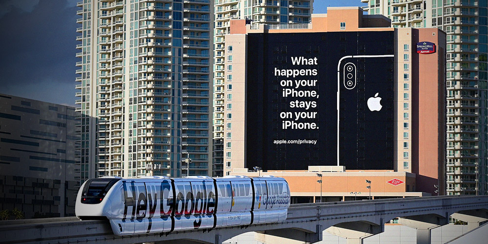 Privacy – CES Billboard